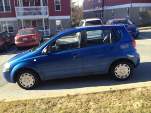 2004 Pontiac Wave Hatchback - Reduced Price