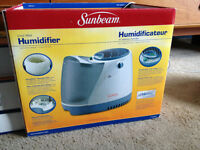 Humidificateur & Filtre *** Humidifier & Filters