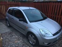 2003 (53) FORD FIESTA, 1 YEAR MOT, 90000 MILES, ONLY £695