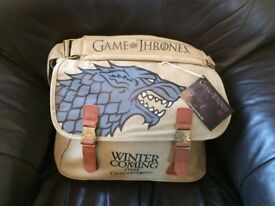 Game of Thrones House Stark canvas bag