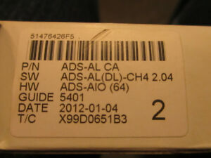 ADS-AL-CA IMMOBILIZER BYPASS MODULE, new