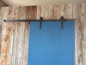 Barn door sliding hardware Stratford Kitchener Area image 1