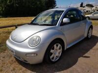 Volkswagen Beetle 2.3 V5 2002 (PX WELCOME) ☎️07772125703☎️☎️07728327753☎️
