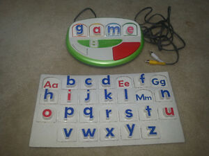 LeapFrog Word Launch, Learn-to-Read system (TV hookup)
