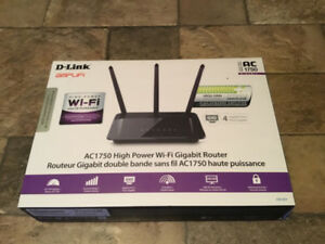 D-Link AC1750 High Power WiFi Router