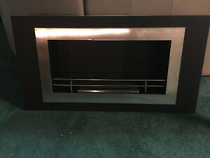 Lorenzo Recessed Bio Flame Fire Place