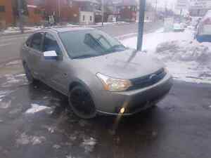 2008 Ford Focus ses certified and E-tested winter ready  London Ontario image 1