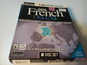 French PC Learning Disc set