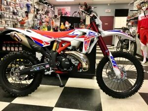 2018 BETA 250RR RACE EDITION $10,999 Financing Available