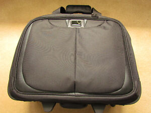 Laptop Case/Bag/Luggage with Wheels by Antler, United Kingdom