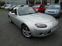 2007 Mazda MX-5 - Silver - 12 Months MOT - Platinum Warranty!