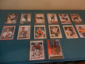 NHL Rookie Cards Upper Deck Young Guns Getzlaf,Lucic Etc.