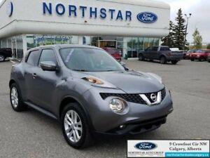 2015 Nissan JUKE SL  - Sunroof -  Navigation -  Leather Seats -