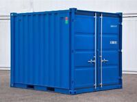 20 ft duocon containers