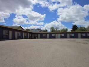 A southern SK motel for sale at a discounted price