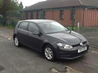 Volkswagen Golf 1.6TDI ( 105ps ) ( s/s ) 2013MY SE FINANCE AVAILABLE