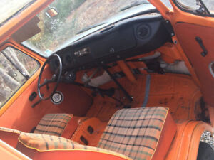 Wanted VW Westfalia , Propane set up HubCaps Orange Interior