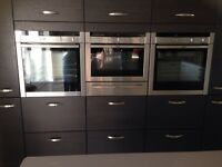 Upmarket kitchen and appliances