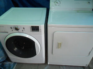 Maytag FRONT LOAD WASHER $225. Kenmore Dryer $125