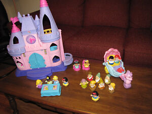 Fisher Price Little People Princess Castle Set (and more)