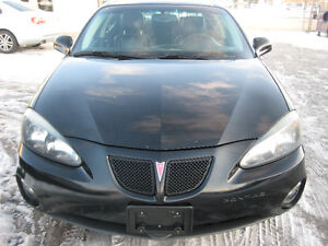 2006 Pontiac Grand Prix SedanCAR PROOF VERIFIED SAFETY AND E TES
