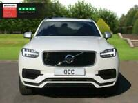 2017 Volvo XC90 T8 TWIN ENGINE R-DESIGN PRO AWD 7 SEATER Auto Estate Petrol/Ele