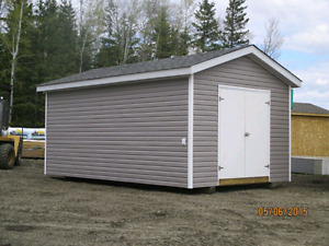 Cabins, Garages, Storage Sheds, Playhouses, Shelters