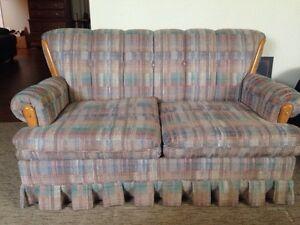 Reasonable Loveseat sofa