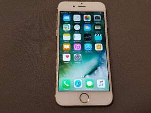 iPhone 6 64Gb Blanc/Gold - Bell, Virgin, Solo Mobile, PC Mobile