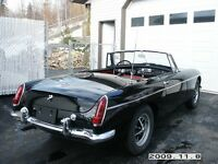 1964 MGB Roadster Convertible