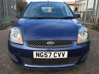 2007 Ford Fiesta 1.6 Style Climate 5dr