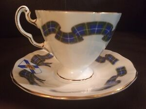 Adderly teacup and saucer