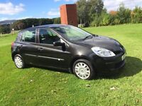 SEPT 06 Renault clio 1.2 EXPRESSION*ONLY 53k!LOW INS!FREE WARRANTY ,corsa,207,fiesta,swift,ka,astra
