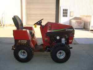 Wanted - 430 or 440 Steiner Max with Kubota gas engine