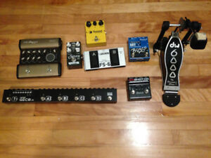 Pedals for sale / Roland Cube 30 / RC-202 Loop Station