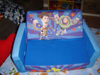 toy story fold out couch