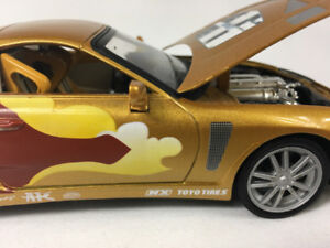 1993 Toyota Supra Fast and Furious. 1:18 Scale Model