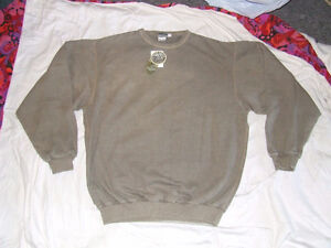 Canyon Creek Rugged Comfort Sweater - NEW  WITH  TAGS - XL - $20