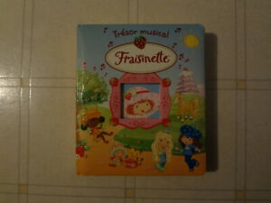 Fraisinette/Strawberry Shortcake Trésor Musical