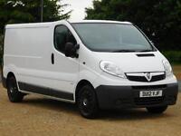 Vauxhall Vivaro 2900 CDTILONG MOTNO VAT