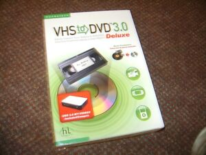 HONESTECH VHS TO DVD 3.0 DELUXE