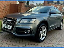 image for 2013 Audi Q5 2.0 TDI S line S Tronic quattro (s/s) 5dr SUV Diesel Automatic