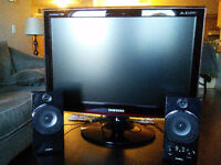 Samsung SyncMaster T200 - LCD monitor - 20