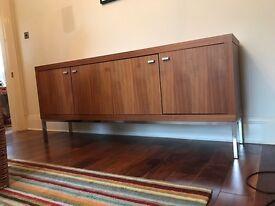 Ilva walnut sideboard