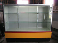 Retail Merchandise Display Case Counter Unit