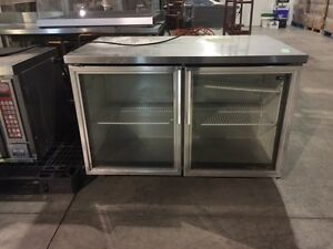 TRUE REFRIGERATION COOLERS, FREEZER, PREP TABLES