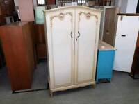 King Louis Style Wardrobe -Can Deliver For £19