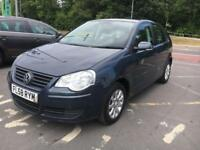 2008 Volkswagen Polo 1.4 SE 5dr