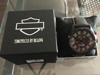 MONTRE DE COLLECTION HARLEY DAVIDSON
