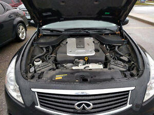 2013 Infiniti G37S Sedan 6speed/rwd RARE
